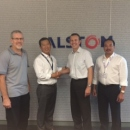 Frame agreement with Alstom