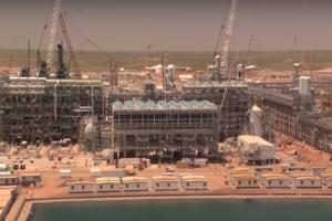 Wheatstone Project LNG Plant
